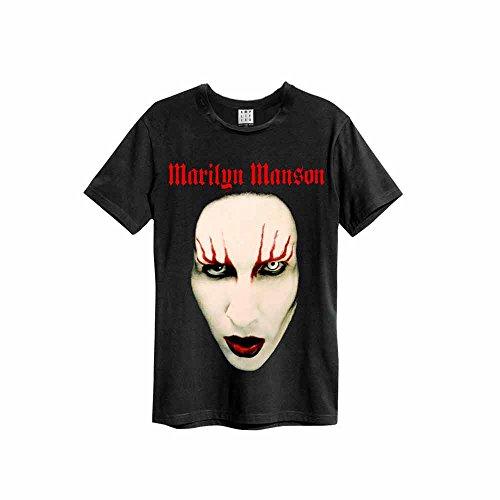 ノットフェス2016 MARILYN MANSON - FACE / Amplified( ブランド )/ T-シャツ/ メンズ 【公式 / オフィシャル】