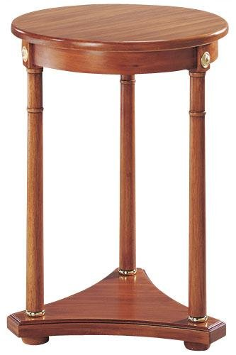 Cheap Classic End Table With Wood Top (B000BOCT40)
