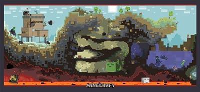 Minecraft Screenshot Poster from Jinx