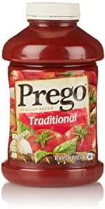 Prego Traditional Pasta Sauce, 67 Oz