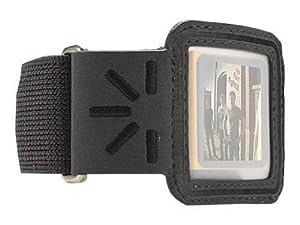 Case Logic INA4K, Fascia da braccio per iPod Nano in nylon, colore: Nero