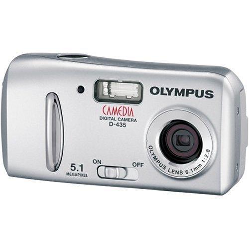 Olympus Camedia D-435