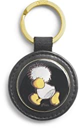Nici Signature Mascot Keychain - Leather Paula Duck Key Ring