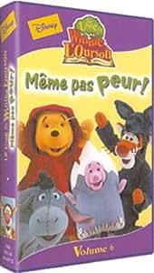 Le Livre de Winnie l'Ourson - Vol.6 : Même pas peur ! [VHS]