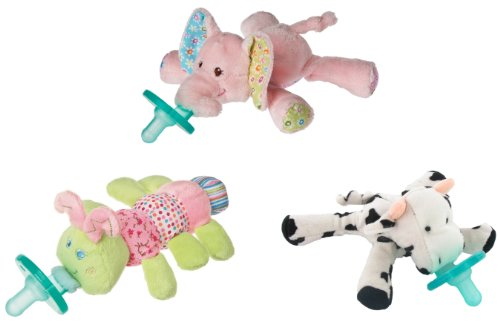 Plush Toy Pacifier front-169157