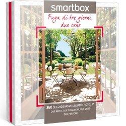Cofanetto regalo Smartbox Fuga Di Tre Giorni, Due Cene