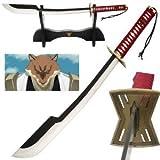Bleach Anime Tengen Sajin Komamura Sword