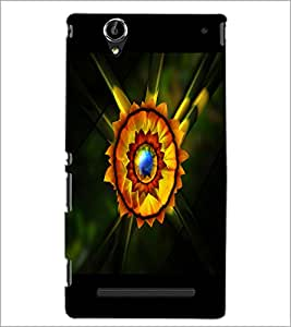 PrintDhaba Puppy D-2228 Back Case Cover for SONY XPERIA T2 ULTRA (Multi-Coloured)