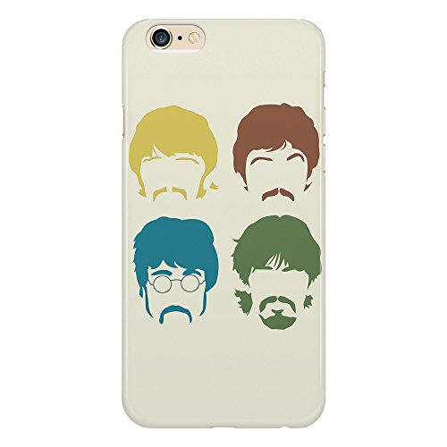 Cover Custodia Protettiva The Beatles anni 80 musica cult Vintage Paul McCartney Iphone 4/4S/5/5S/5SE/5C/6/6S/6plus/6s plus Samsung S3/S3neo/S4/S4mini/S5/S5mini/S6/note
