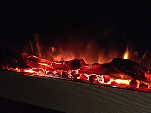 You Ask, Do the Electric Fireplace Flames Get Hot