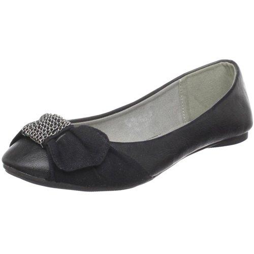 Women's Wild Diva Starla-01 Flats Fashion Shoes