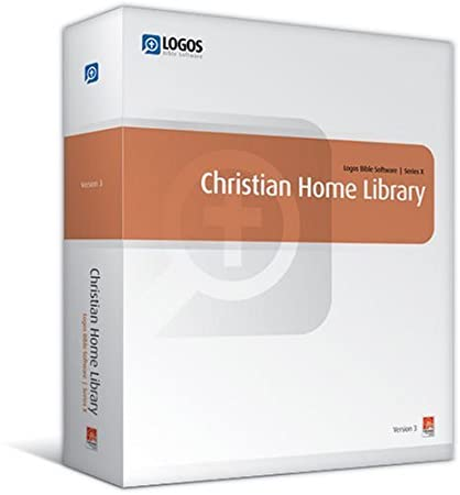 Christian Home Library (DVD) - Logos Bible Software 3