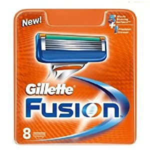 Gillette Fusion 8 Cart