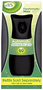 Airwick Freshmatic Max Gadget Black (Pack of Two)