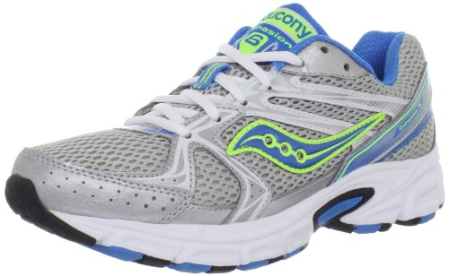 Saucony Womens Cohesion Running Silver