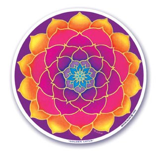mandala-arts-sticker-golden-lotus-window-decal-sticker-s21
