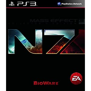 Mass Effect N7 Collector's Edition
