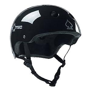 Protec Terrycloth Liner Plus Helmet (Medium, Black)