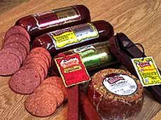 Bavaria Snacking Sausage Gift Sampler