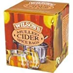 Wilson's Mulled Cider Spice Bags (Pac...