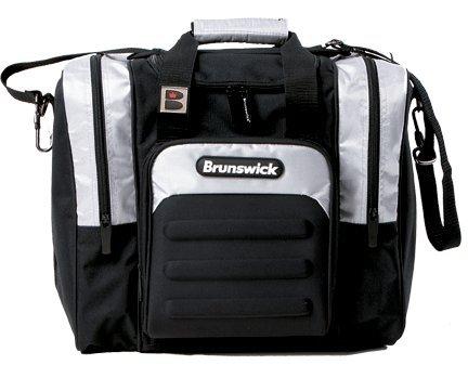 brunswick-1-ball-bowlingtasche-flash-black-silver