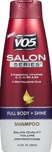 VO5 Salon Series Shampoo Full Body + Shine, 14.2 oz