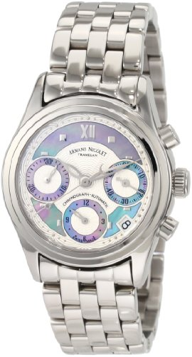 Armand Nicolet Women's 9154A-AK-M9150 M03 Classic Automatic Stainless-Steel Watch