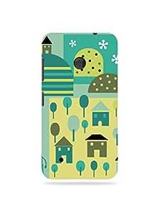 alDivo Premium Quality Printed Mobile Back Cover For Nokia Lumia 530 / Nokia Lumia 530 Printed Mobile Case (KT519-3D-O6-NL530)