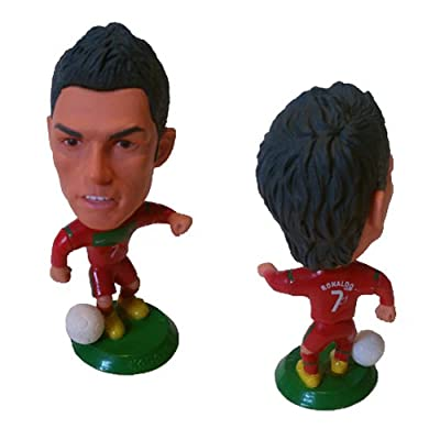 Portugal Cristiano Ronaldo #7 Toy Figure 2.5