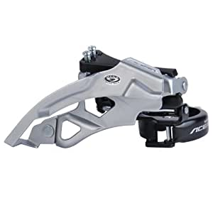 Shimano FD-M390 Acera Front Derailleur (28.6-34.9-mm 3x7/8 Speed Low-Clamp)