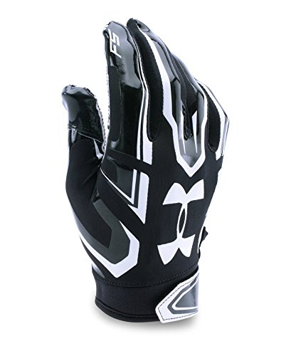 Under Armour Boys' F5 Football Gloves, Black (001), Youth Small (Football For Boys compare prices)