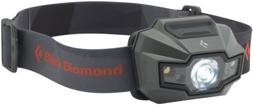 Black Diamond Storm Head Lamp, Dark Shadow