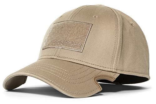 Notch Classic Stretch Fit Tan Operator Cap S/M (Fitted Low Profile Tactical Hat compare prices)
