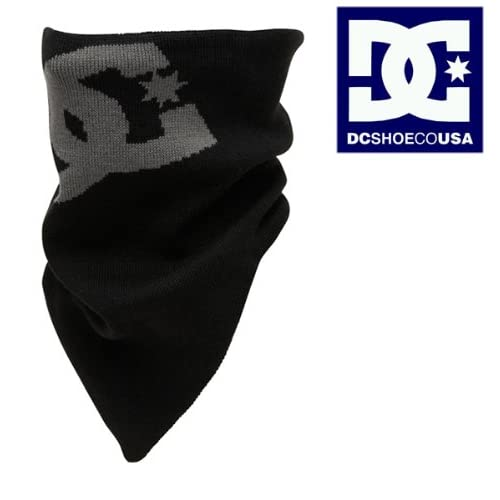 DCSHOE DC shoes  YAD ネックウォーマー・フェイスマスク / BLK ディーシーシュー キャップ・帽子・ビーニー