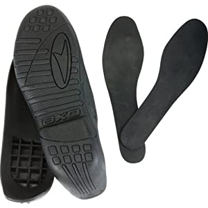 AXO Prime/Dart Outsole Kit Men's Motocross Motorcycle Boot Accessories - Black / Size 12