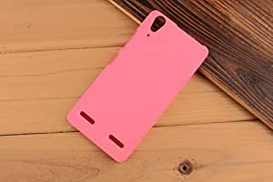 Helix Hard Case For Lenovo A6000(Pink)