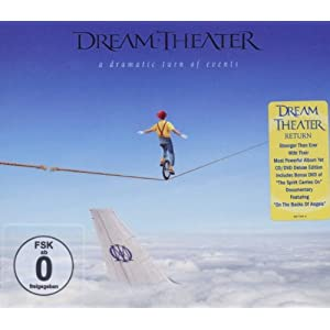 Dream Theater: A Dramatic Turn of Events (Special Edition) (CD+DVD)