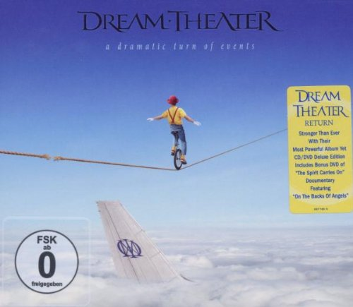 Dream Theater - A Dramatic Turn Of Events (Japanese Edition) - Zortam Music
