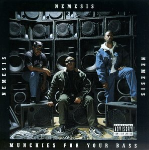 Nemesis-Munchies For Your Bass-(PCD-1411)-CD-FLAC-1991-2Eleven Download