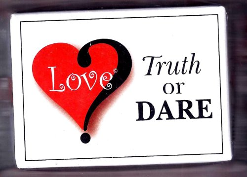Love Truth or Dare Card Game That's All About Love - 1
