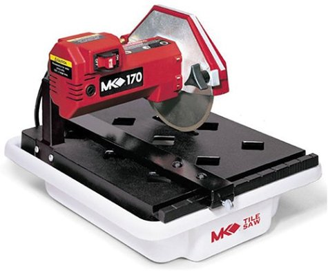 Check Out This MK Diamond 157222 MK-170 1/3-Horsepower 7-Inch Bench Wet Tile Saw