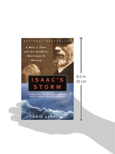 a review of isaac storm