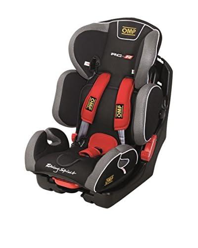 Babyauto Sillita De Seguridad Infantil Modelo Racing Grupo 1-2-3 Negro