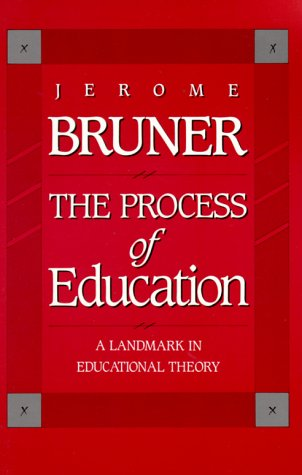 Cover of Bruner's The Process of Education