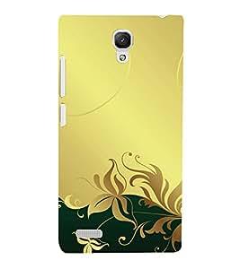 Modern Design Pattern Tree Branches 3D Hard Polycarbonate Designer Back Case Cover for Xiaomi Redmi Note :: Xiaomi Redmi Note 4G