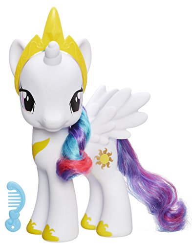 "My Little Pony Princess Celestia 8"" Figure - 1"