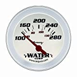 "Equus 8262 2"" Electric Water Temperature Gauge"