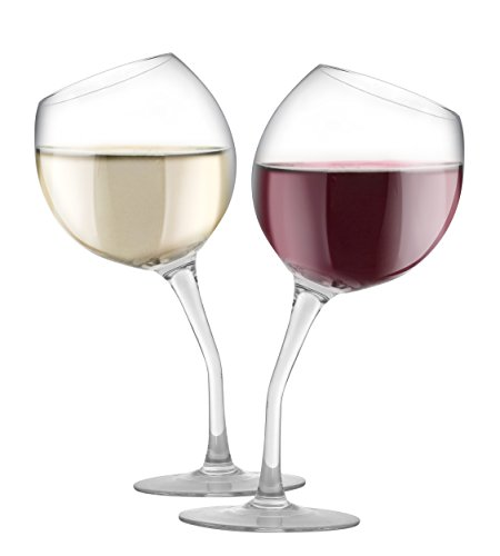 KOVOT-Tilted-Wine-Glass-Set-13-oz-Glass