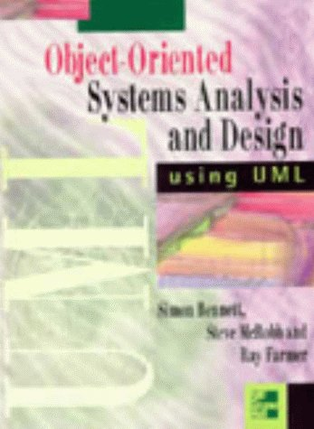 Xoilfiurses S415 Ebook Download Pdf Object Oriented Information Systems Analysis And Design Using Uml By Simon Bennet Etc