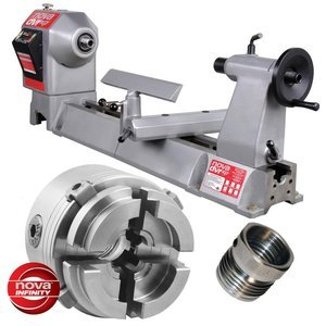 Daily Cheap Nova 55175 Dvr Xp 16 Inch By 24 Inch Electronic Variable Speed Wood Lathe Tips Products And Sales